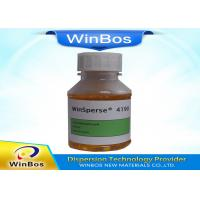 China Non - APE Wetting And Dispersing Additives For Paints Improve Color Strength Gloss on sale