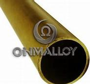 Buy cheap ASTM Standard C72900 Copper Based Alloys Brass Tube / Pipe For Water Heater product
