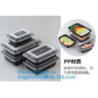 400ml Lunch Box Indonesia Healthy Plastic 2 cell Food Container Boxes Microware