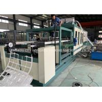 Quality PS Foam Take Away Food Box Making Machine  Extruder Output 150-200kg/H for sale