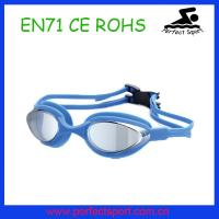 China Speedo New design anti-frog 4 colors swimming glass adult fashion eye wear sports goggles, on sale