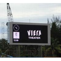 Quality Programmable p16 / p20V DIP Outdoor LED Signs For Time And Temperature / Digital Led Billboards for sale