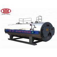 Quality Fire Tube Oil Gas Diesel Steam Boiler For Textile / Chemical Industry High Performance for sale