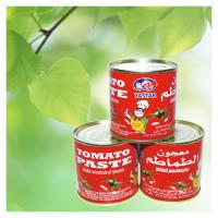 Quality Canned tomato paste/ tomato sauce/ tomato ketchup 4004*24tins for sale