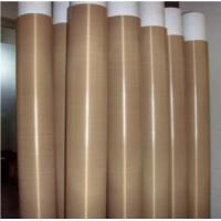 Quality High Temperature PTFE Coated Fiberglass Fabric With Teflon Fiberglass Coated for sale