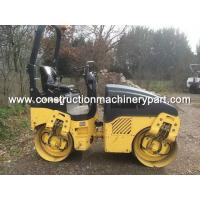 Quality 820h Second Hand Road Rollers Used Tandem Roller Bomag With Kubota Engine for sale