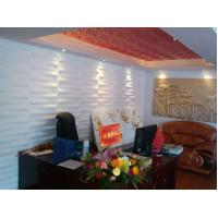 Quality Waterproof Office Decorative Wall Panel Background Interior Wall Cladding for sale
