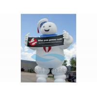 Quality Waterproof PVC Inflatable Character , Quick Inflated Inflatable Characters for sale