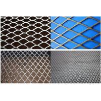 Buy cheap 316l Stainless Steel Turtle Expanded Metal Lath / Sheet For  Workshops Pedals product