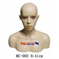 Buy Quality Realistic Mannequin Head & Bust at wholesale prices
