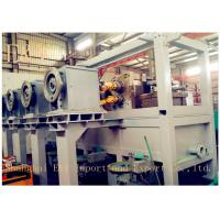Quality 17mm - 6.8mm 300kw Metal rod wire continuous rolling mill with PLC control for sale