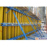 Quality Shear Wall Formwork Systems , Vertical Concrete Wall Formwork I Joist Beam for sale