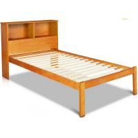 Quality Stylish Wood Frame Bed Wooden Beds With Storage Drawers Wooden Toddler Furniture for sale