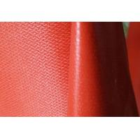 China Silicone Coated Fiberglass Fabric Flame Retardant For Welding Protection on sale
