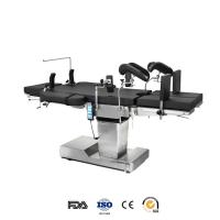 Buy cheap X ray 110mm Kidney Bridge Hydraulic Electric Operating Table With Memory Foam from wholesalers