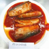 Quality canned mackerel for sale