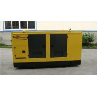 Quality 70KW 88KVA Cummins Marine Diesel Generator 3 Phase Low Oil Consumption for sale