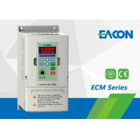 China White 1500 Watt AC Motor Drive 220V Frequency Inverter AC To AC 1 / 3 Phase on sale