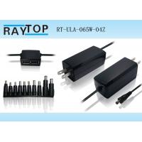 Quality Raytop OEM Private Model Mini laptop power Adapter Double USB 5V 2.1A For Samsung Sony for sale