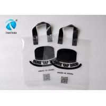 Cheap White Black colorful Plastic Shopping Bag , personalized merchandise bags wholesale