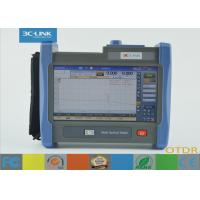 Quality OT300X series OTDR Fiber Optic Tester Optical Time Domain Reflectometer optical fiber test kit for sale