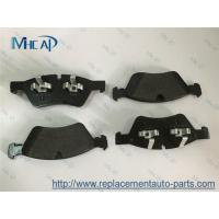 China Mercedes Benz Auto Brake Pads Front And Rear / Semi Metallic Brake Pads on sale