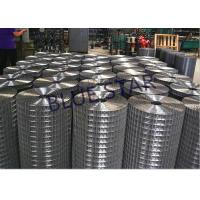 Quality Heavy Welded Wire Mesh Oxidation Resistance , Galvanized Welded Wire Mesh Rolls for sale