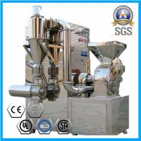 Quality Herbal Medicine / Dried Food Stainless Steel Grinding Machine , Pin Mill Pulverizer for sale