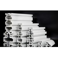 Quality Super Industrial Extruded Profile , T Slot Aluminum Framing Extrusion Profile 80*80 for sale