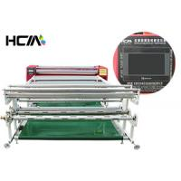 Buy Creative Scarf Heat Transfer Sublimation Machine Multifunction Roller Design at wholesale prices