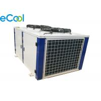 Buy cheap 9HP Bizter R507a R22 Freezer Condensing Unit ECBL-9A Low Temperature from wholesalers