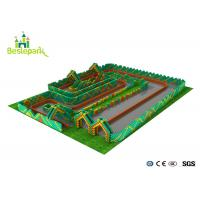 Buy Huge Children Indoor Playground Family Fun Play Area CS Theme Park at wholesale prices