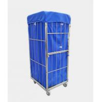 Quality Customized Size Roll Container Cover Trolley Liner 70 * 60 * 60 Cm Box Size for sale