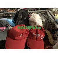 China Holitex Second Hand Caps Fashionable Used Hats And Caps For Men Sports on sale