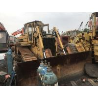 Quality D6h Caterpillar Used Crawler Bulldozer Second Hand 165hp 85% U/c for sale
