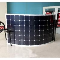 Quality The Best quality USA Sunpower Flexible solar panel 220W~250w for Yacht boat golf car etc for sale