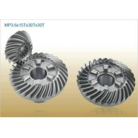China OEM Transmission Helical Bevel Gear Precision Machining Spur Gears Pinion on sale