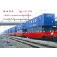 Train Transport Service To Turkmenistan