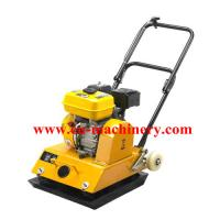 Quality Concrete Plate Compactor Forward Walk Design Construction Machinery(CD120) for sale