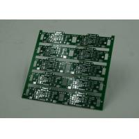 1.2mm FR4 HASL HAL Lead Free Double Sided PCB Green Solder Mask with UL and RoHs