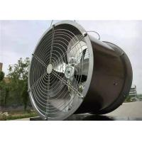 Quality Stainless Steel Greenhouse Ventilation System Wall Fan Mounting Design for sale