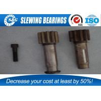 Quality Beautiful Surface Custom Spline Shafts For CNC Milling Machine for sale