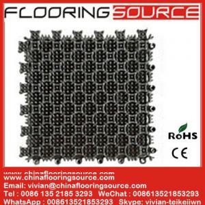 Interlocking PVC Tiles Floor Mat PVC Carpeting