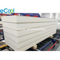 Buy cheap PUR Thermal Insulated Sandwich Panels Machine Produced 1 Year Warranty from wholesalers