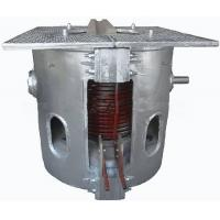 China Non Ferrous Induction Melting Furnace Medium Frequency High Temperature on sale