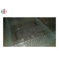 Quality Ni - Hard Cast Iron Wear Parts Fit Clinker Silo High Hardness Good Surface EB10007 for sale