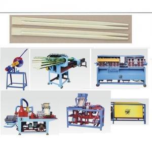 China Bamboo chopsticks machine, bamboo chopsticks producing line on sale