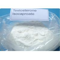 Isocaproate Testosterone Steroids For Building Muscle Mass CAS 15262-86-9 Crystalline Powder for sale