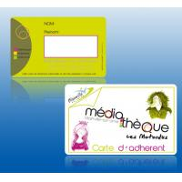 Quality fashional PVC membership card for sale