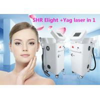Quality Professional E - Light Intense Pulsed Light Hair Removal Machine With 3 Handles for sale